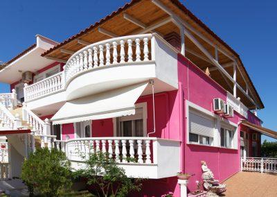 nereids apartments and studios in thassos facilities