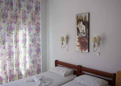 Studio room beds - apartments thassos