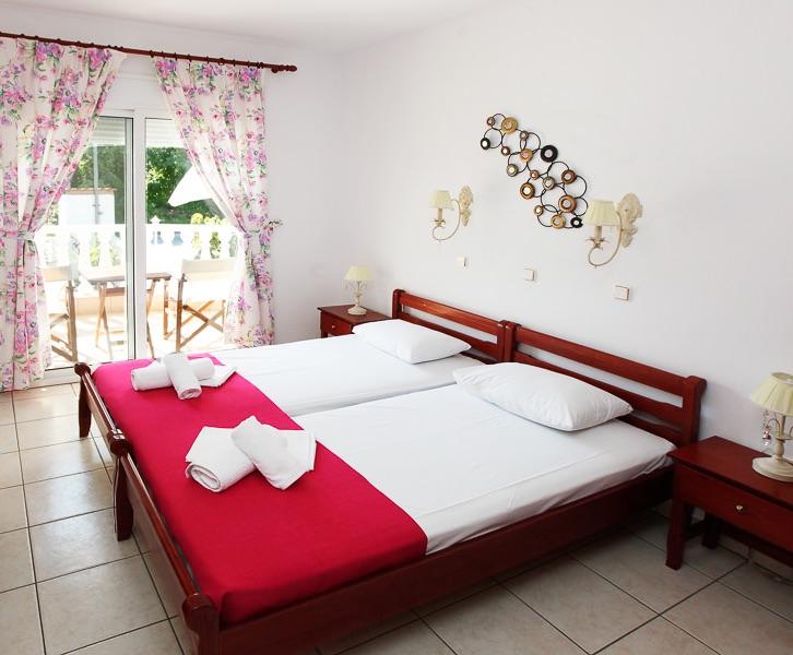 Standard Apartment room