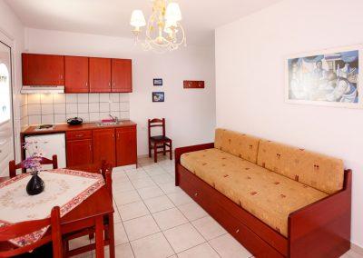 Living room - Standard apartment