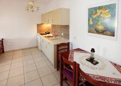 Kitchen space - Nereids standard apartment